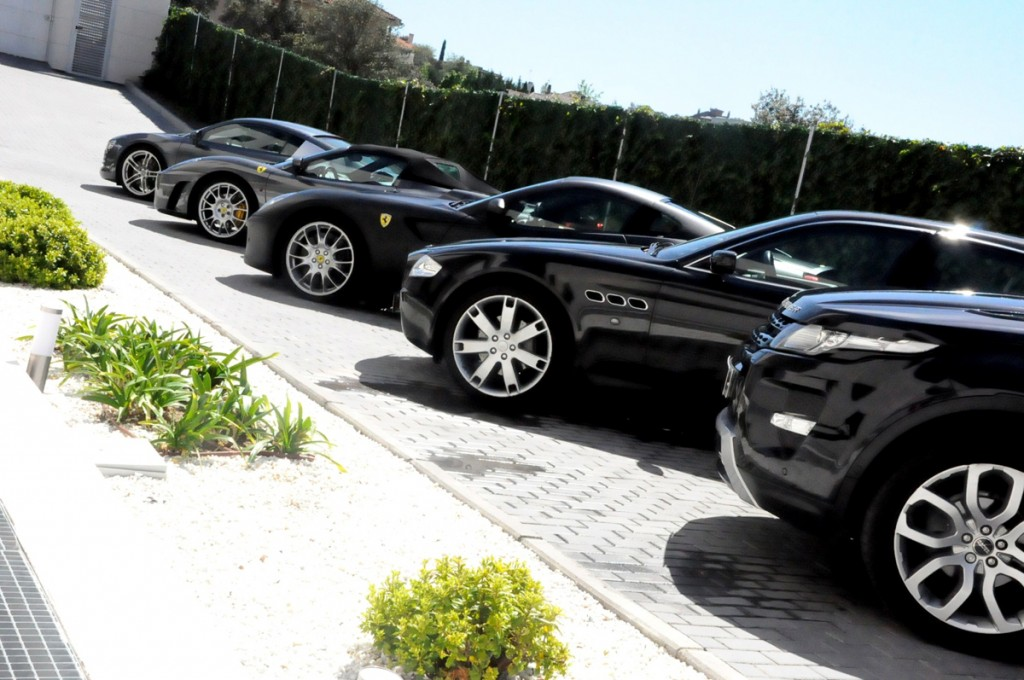 car renting services